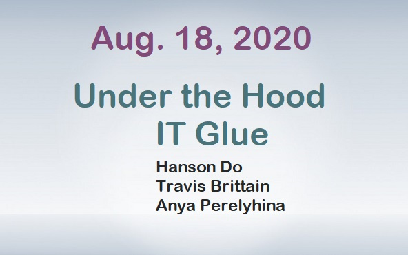 Under the Hood - IT Glue
